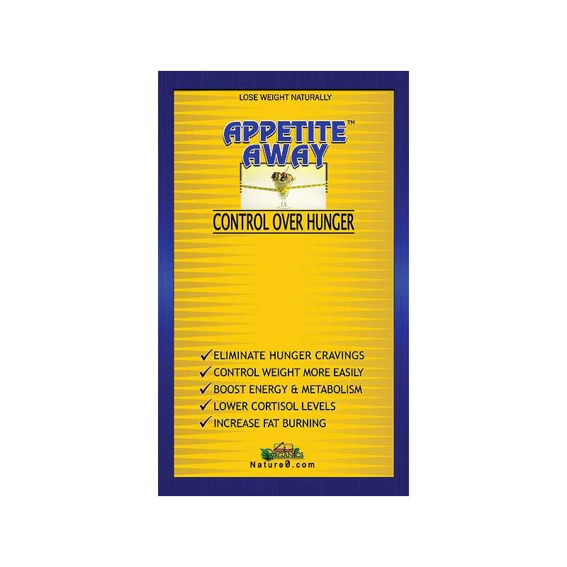 Free Sample APPETITE AWAY Appetite Suppressant, Weight Loss Supplement