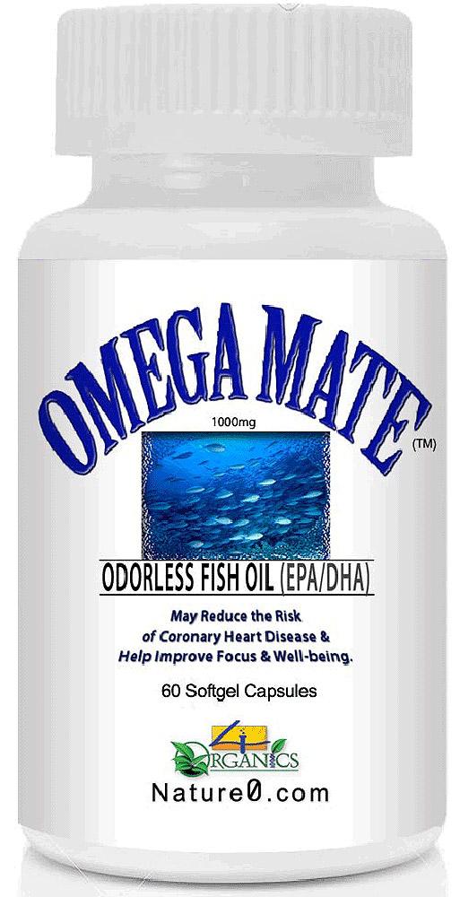 High-grade Fish Oil