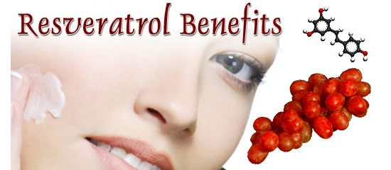More Benefits of Resveratrol - Anti-bacterial Acne Treatment