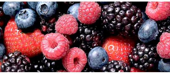Power Up with Health-boosting, Age-defying Berries