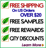 FREE Shipping, Samples and More - Click Here