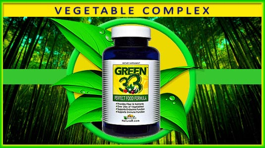GREEN 33 Daily Vegetable Complex