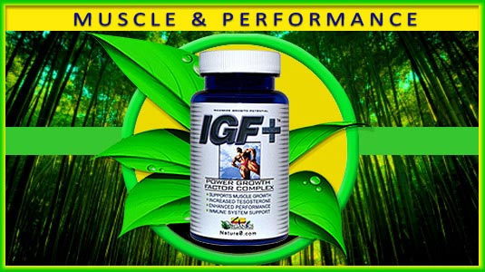 IGF Plus Testosterone Booster